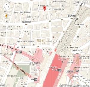 池袋手刀map